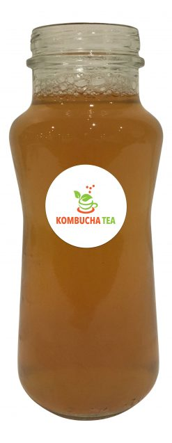 Kombucha Tea Label