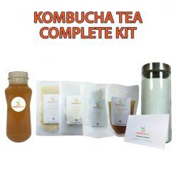 Kombucha Tea Complete Starter Kit New James Health 1000 Plus