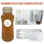 Kombucha Tea Complete Starter Kit New v2 James Health 1000 Plus