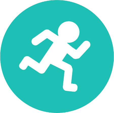 Runing-icon